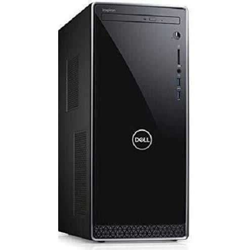 Inspiron 3670 Mini Tower Desktop PC - 5854sap)- 8th Generation Intel Core I3-8100 Process