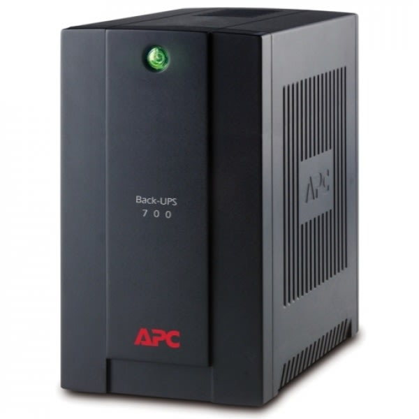 Back-UPS 700VA, 230V, AVR, IEC Sockets (BX700UI).