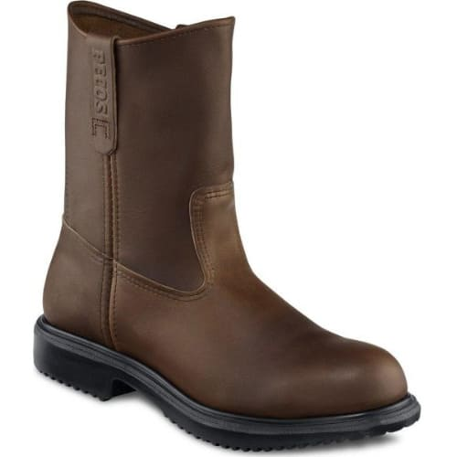 2a3f07e0277 Workers Safety Shoes - Brown