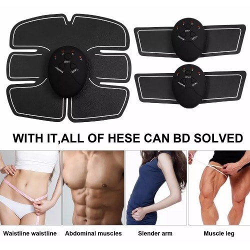 Fitness Equipment & Gear Fitness Massager Muscle Training Gear Body Exercise Abdominal Arm Home Use Smart