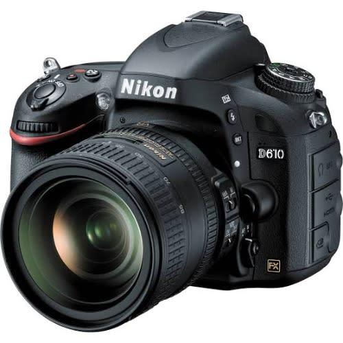 D610 Profesional Camera