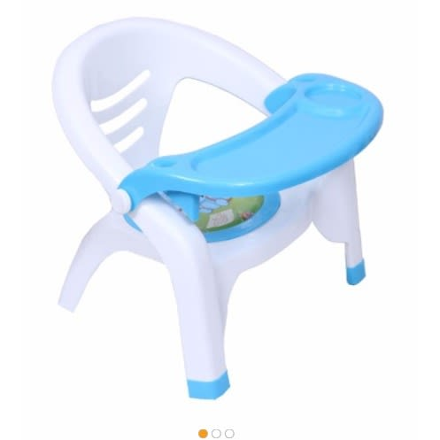 Happy Baby Baby Chair With Attached Table Top - Multicolour | Konga Online Shopping