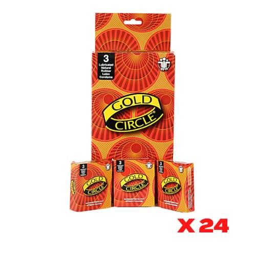 Condom - 24 Packs.