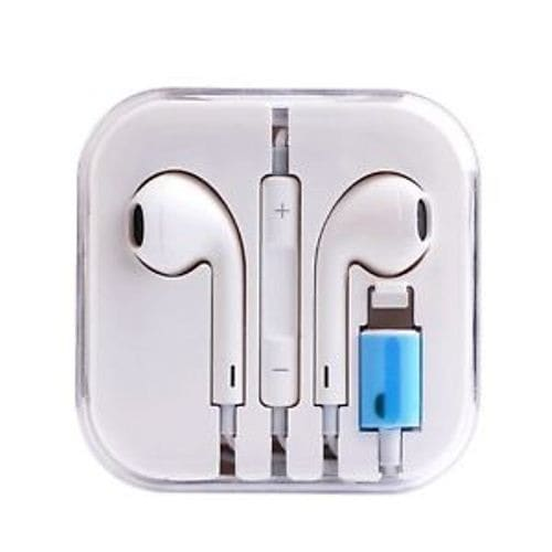 86f52093cea Earpods With Lightning Connector For iPhone 7, 7 Plus, 8, 8 Plus ...