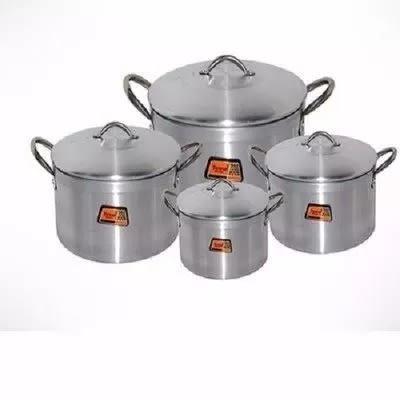 Supreme Set Of Pots - 4 Pieces