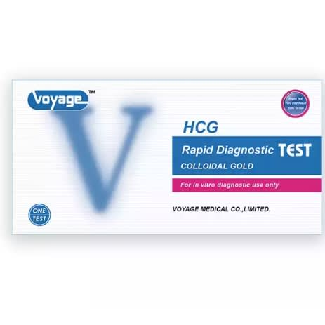 Digital Early Ovulation Test Card Plus 5 Free Test Strips-10 Pieces