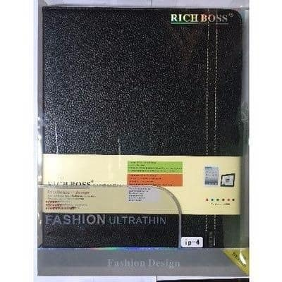 Flip Leather Case Cover For iPad 2/3/4 - Black