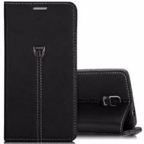 Flip Case For Samsung Galaxy Note 8 - Black