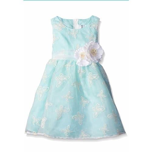 02dd0e280e949 Rare Editions Girls Embroidered Organza Dress | Konga Online Shopping