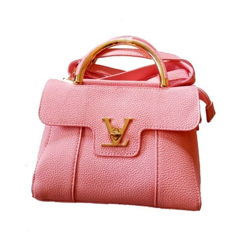 6c22c39ebd4c3 Louis Vuitton Mini Louis Vuitton Leather Bag