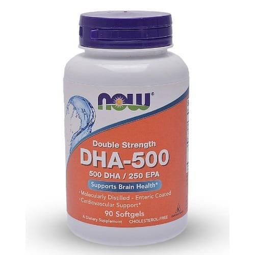 Dha-500 -- 90 Softgels.