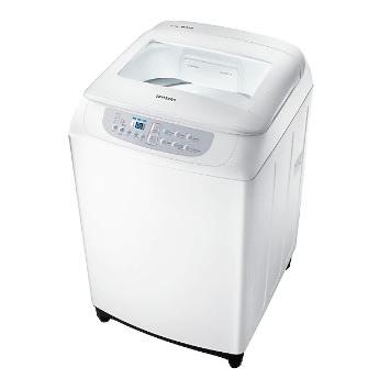 Samsung Top Load With Diamond Drum, 9.0 Kg-washine Machine.- Wa90f5s2uww/nq.