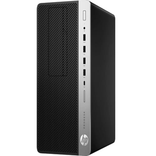 Prodesk 600 G3 Microtower Pc (energy Star) (2nx23us) – Intel...