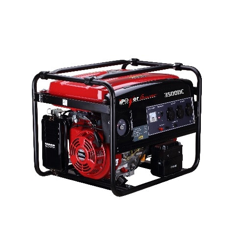 Ipower 3500dc 3.5kva/2.8kw Manual Generator.