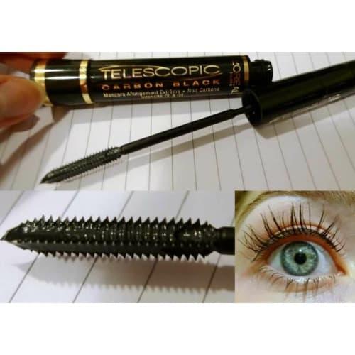 7f0d2aafaaa L'Oreal Telescopic Mascara- Carbon Black | Konga Online Shopping