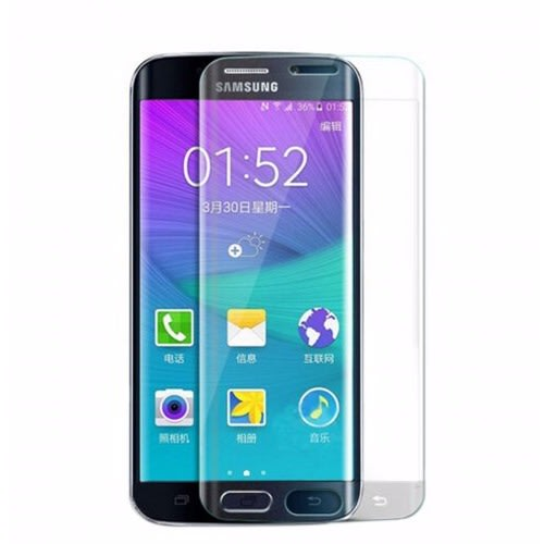 promo code 4a479 e53d2 Tempered Full Cover Glass for Samsung Galaxy S7 Edge