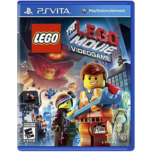 The LEGO Movie Video Game - PS Vita Game