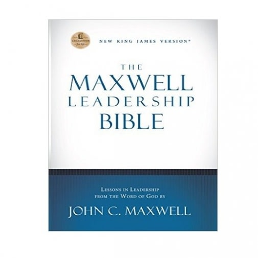 The Maxwell Leadership Bible Revised and Updated - NKJV