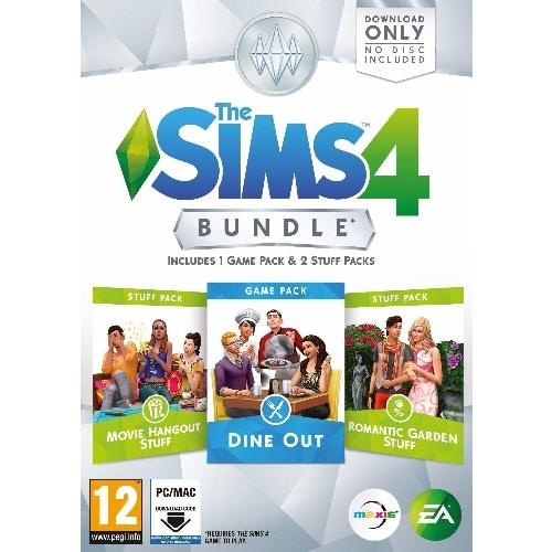 The Sims 4 Bundle Pack 3 - PC Origin CD Key