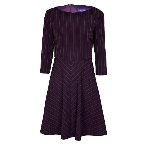 /T/h/Three-Quarter-Sleeved-Stripe-Detailed-Dress--Brown---LG-3317-7655503.jpg