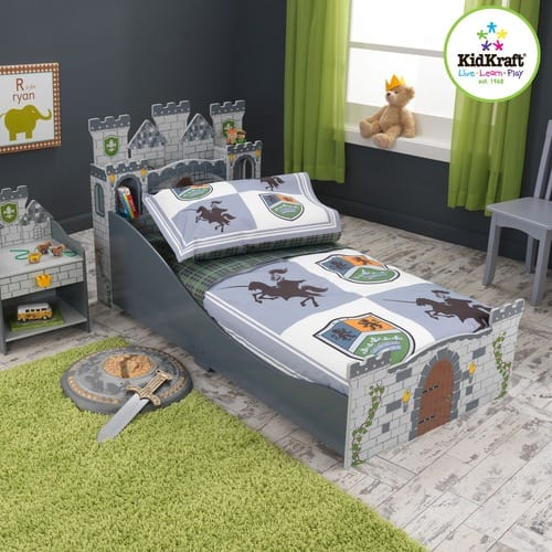 /T/o/Toddler-Medieval-Castle-Bed-With-Free-Mattress-Pillow-7593472.jpg