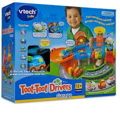 Vtech Toot Toot Drivers Garage 80 124903 Konga Online Shopping