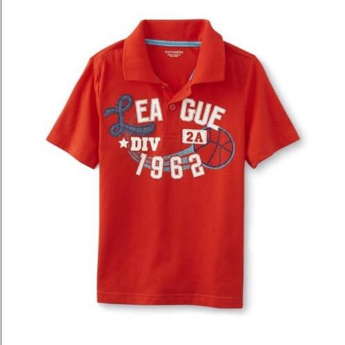3dd0cf470 Toughskin Infant & Toddler Boy's Polo Shirt - Basketball | Konga ...