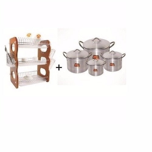 /T/o/Tower-Gold-4-Pieces-Cooking-Pots-Set-3-Tier-Plate-Rack-6297846.jpg