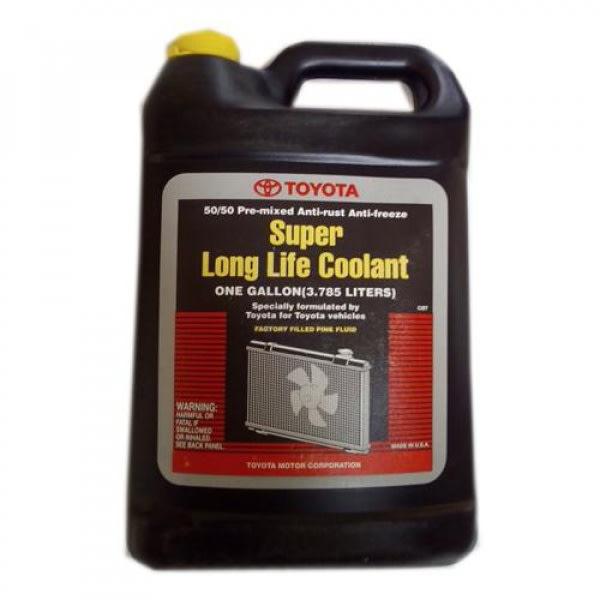 Toyota Super Long Life Coolant >> Toyota Super Long Life Radiator Coolant