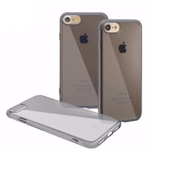 the latest 5d9a4 bf128 Transparent Back Case For iPhone 7