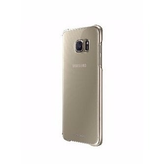 hot sale online 1b292 fabf2 Transparent Back Case for Samsung Galaxy S7 Edge