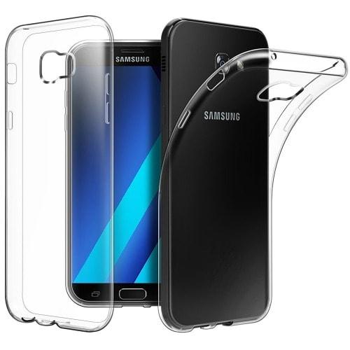 samsung a3 transparent case