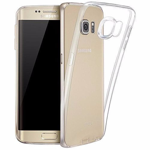detailed look a0ced 68774 Transparent Case for Samsung Galaxy S7 Edge