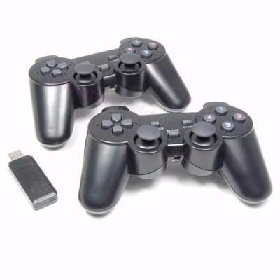 Twin Wireless Gamepad For PC