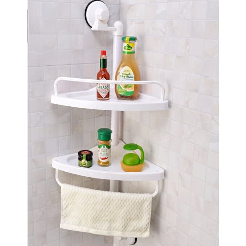 /T/w/Two-Layer-Multi-Purpose-Wall-Mount-Corner-Rack-With-Suction-Cups-7598480.jpg
