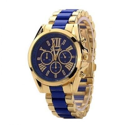 /T/w/Two-Tone-Blue-Gold-Wrist-Watch-7091371.jpg