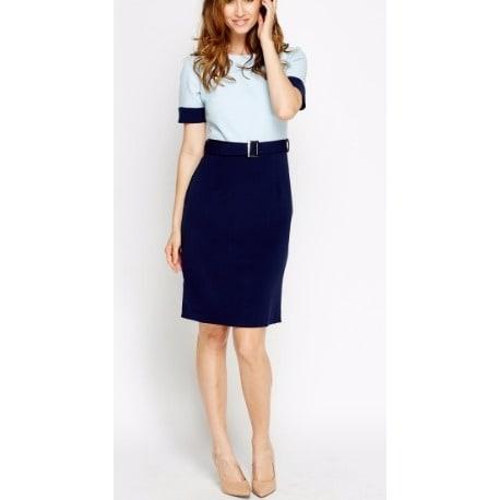 /T/w/Two-Tone-Smart-Office-Dress-with-Buckle-Belt-Sky-Blue-Navy-7208414_1.jpg