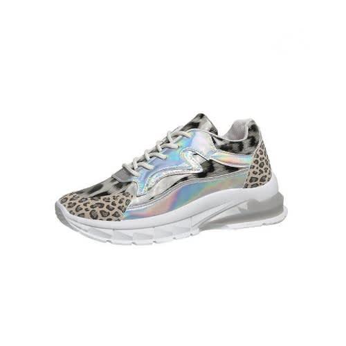 Breathable Women Sports Shoes - Multicolour