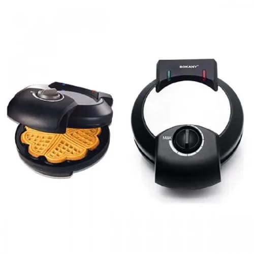 Electric Non-stick Waffle Maker