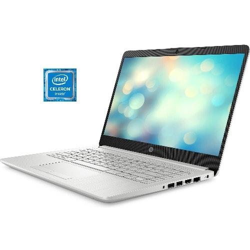 14-CF2002NIA, Intel® Celeron® N4020, 4GB RAM 1TB HDD - FREEDOS  - Silver (2Q8G0EA).