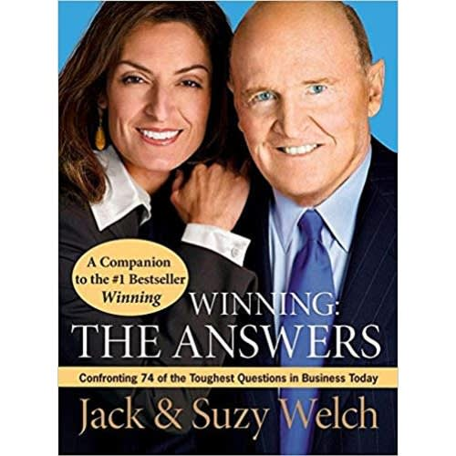 a18a67f4 Bookiebash Winning: The Answers: Confronting 74 Of The Toughest Questions  In Business Today