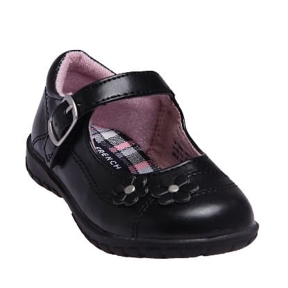 342551ef1b50a Baby Girl Mary Jane Dress / School Shoes -black