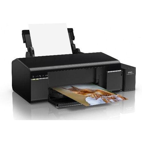 L805 Printer - CD/DVD And Photo