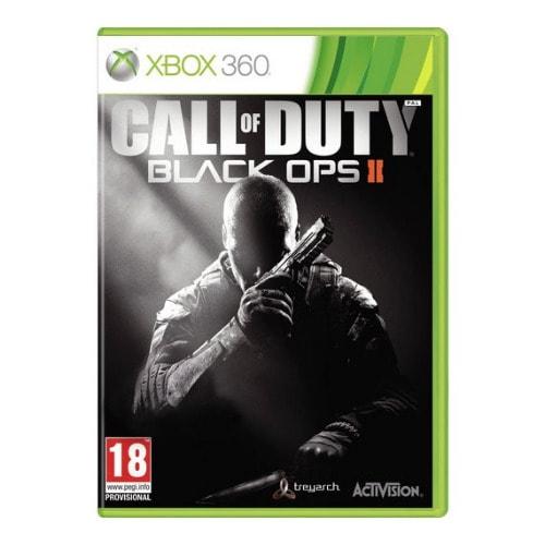 Call Of Duty Black Ops Ii Xbox 360 Game