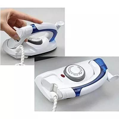 Foldable Steam Iron