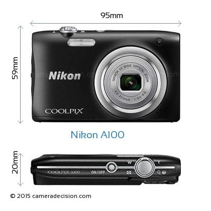 Coolpix A100 Camera