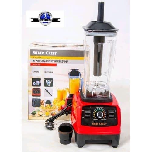 Industrial Powerful Multifunction Blender - 2L - 3000W.