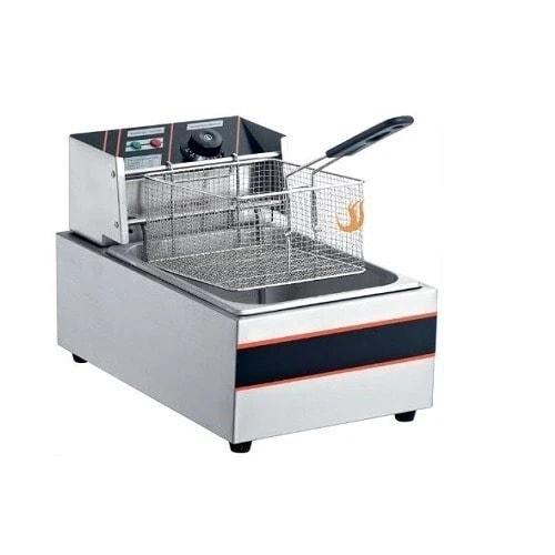 Electric Industrial Deep Fryer - 4.5L