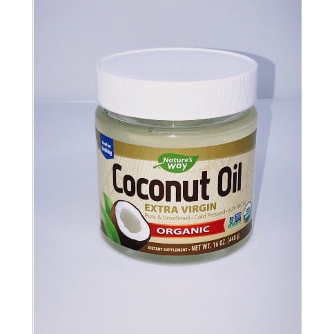 Extra Virgin Coconut Oil - 16oz