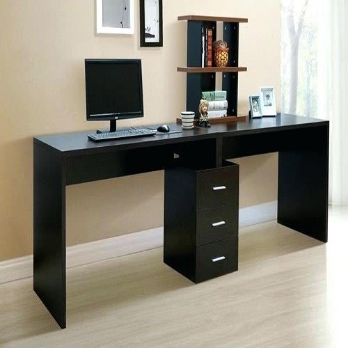 Superbe Dual Modern Computer Tables Modern Computer Desk For Home,,,2 Staff